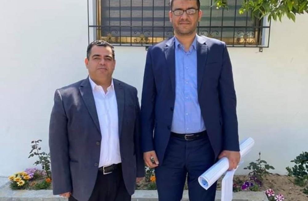 المجلس الأعلى للشباب  يقدم تعاونه مع لجنة الطوارئ بغزة