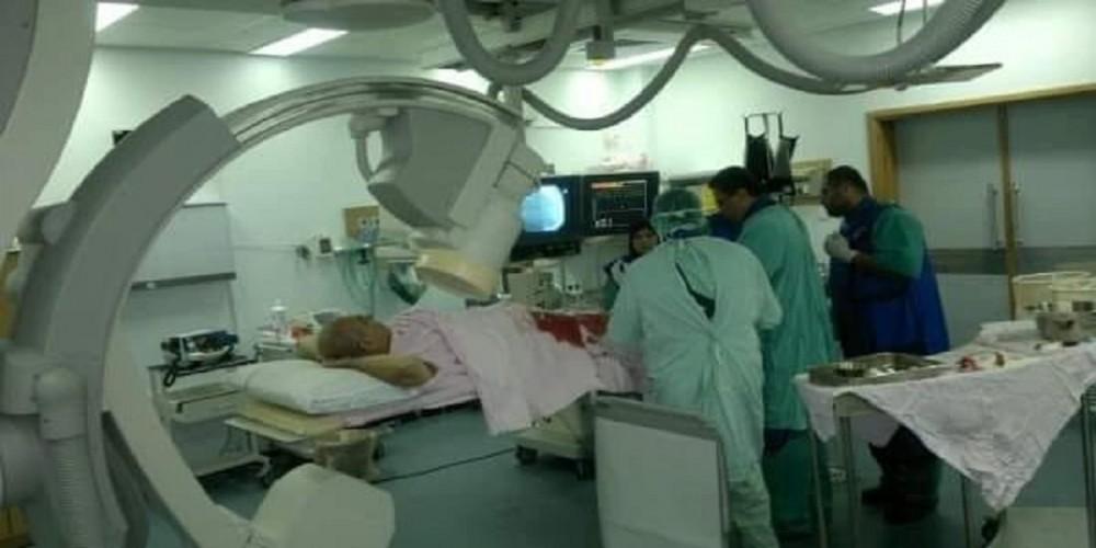 الصحة تفتتح قسم القسطرة القلبية في مستشفى القدس