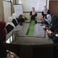 خدمات الطفولة تفتتح سلسلة جلسات دعم نفسي للنساء