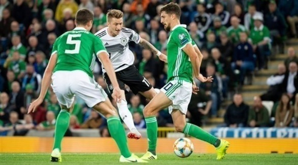 ألمانيا تستعيد توازنها في تصفيات يورو 2020 وهولندا تضرب بقوة