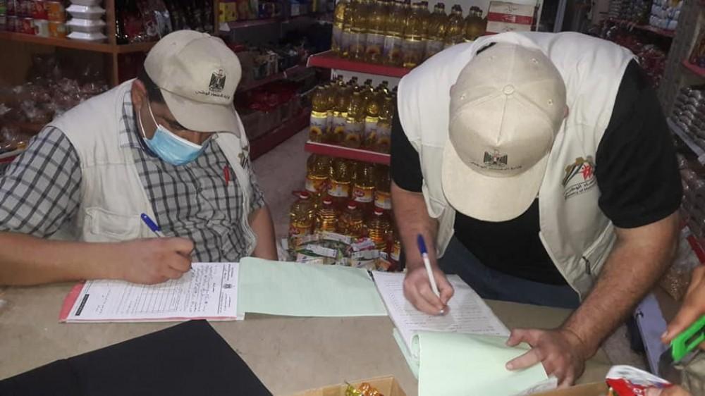 الاقتصاد تنظم 141 زيارة تفتيشية على المحال والأسواق بغزة