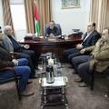 وزارة العمل تلتقي الصندوق الفلسطيني للتشغيل والحماية المجتمعية
