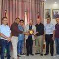 جامعة الأقصى تحصد لقب دوري مناظرات قطاع غزة بين طلبة الجامعات