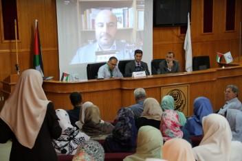 دعوات لتطوير الخطاب الإعلامي الفلسطيني الموجه للغرب