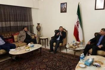 وفد رفيع المستوى من حماس يصل طهران