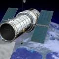 تلسكوب هابل يرصد بخار ماء ثابتاً على نصف القمر الجليدى للمشترى أوروبا