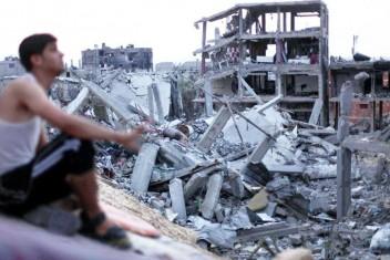 وصول دفعة من المنحة الكويتية لإعادة إعمار غزة