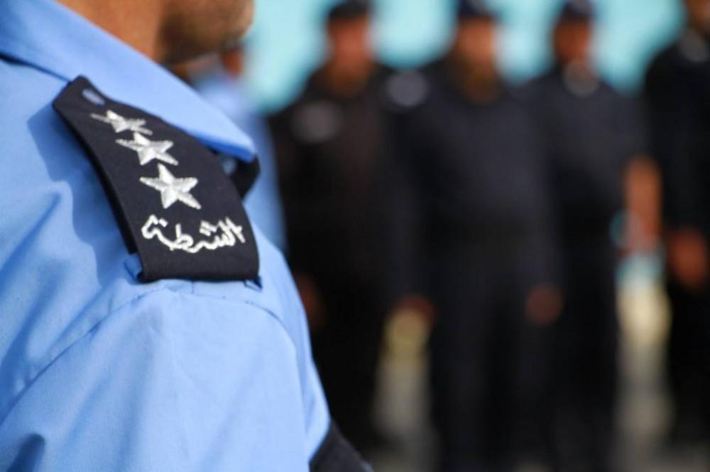 شرطة تل السلطان برفح تنهي خلافاً مالياً بقيمة