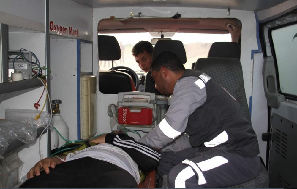وحدة الإسعاف والطوارئ بالصحة نفذت نحو 62 ألف مهمه خلال عام2019