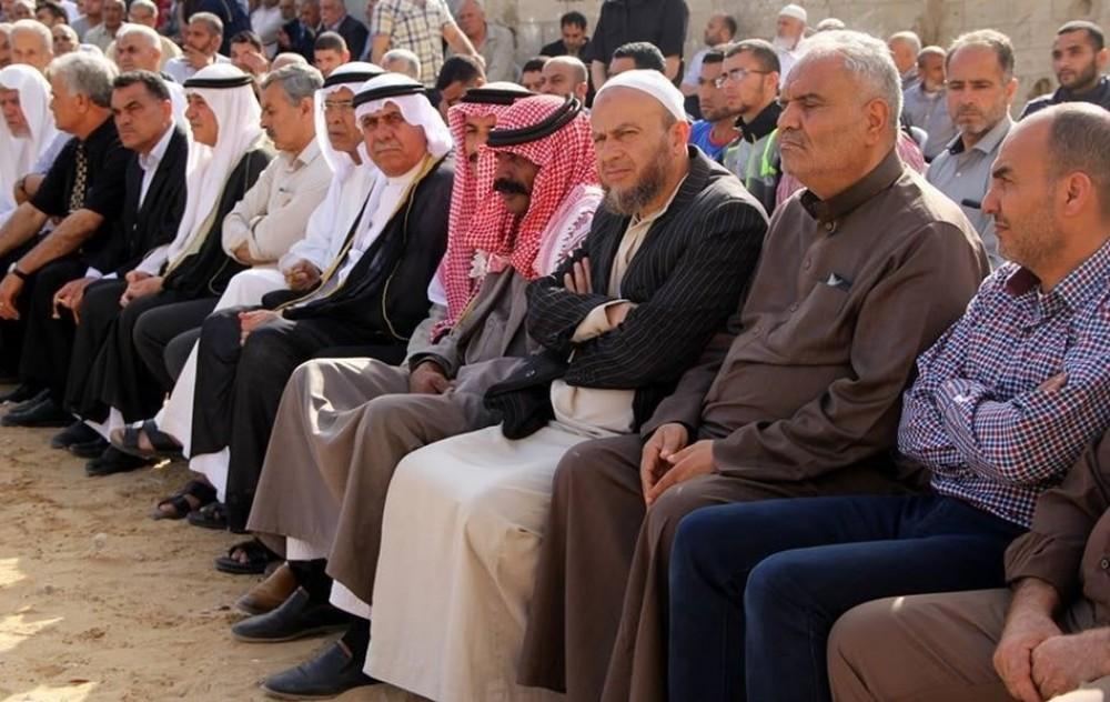 عشائر شمال غزة تُعالج 109 قضية خلال يونيو