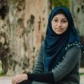 الفلسطينية فاطمة شبير أصغر فائزة بجائزة