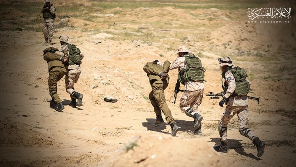 القسام سجل نصراً كبيراً في المعركة الأمنية