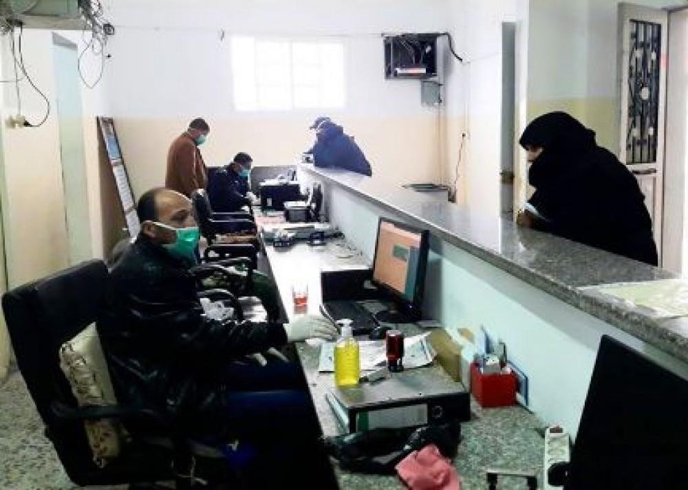 مديرية داخلية رفح تقدم خدماتها للجمهور وفق نظام الطوارئ
