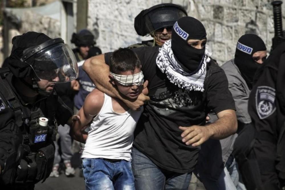 اعتقالات الاحتلال بالضفة الغربية المحتلة