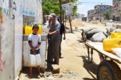 هيئات كسر الحصار: نسبة الفقر في غزة بلغت 65%