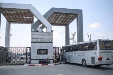 الداخلية تنشر إعلانًا مهمًا للمسافرين عبر المعبر غدًا