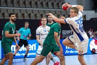 آيسلندا تستعيد اتزانها في مونديال اليد بفوز كبير على الجزائر