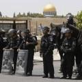 قوات الاحتلال في محيط الأقصى