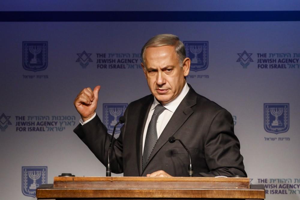 رئيس حكومة الاحتلال بنيامين نتنياهو