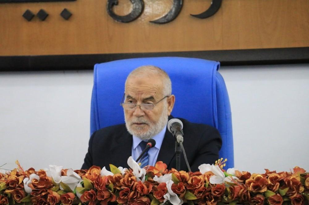 النائب الثاني لرئيس المجلس التشريعي أحمد بحر