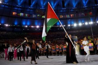 انطلاق فعاليات أولمبياد ريو 2016 بمشاركة فلسطين