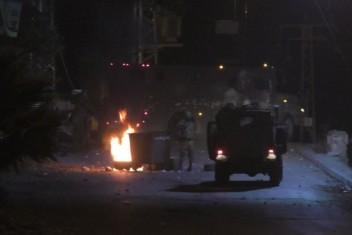 إصابات خلال مواجهات مع الاحتلال في القدس المحتلة