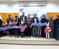 وزارة الصحة تطلق حملة التغريد #نحن_نستطيع رفضا لممارسات الاحتلال بحق مرضى السرطان في قطاع غزة واعلاء لصرخة الدفاع عن حقوقهم العلاجية. تصوير علاء السراج