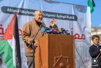 """البطش: المعركة مع الاحتلال """"مفتوحة"""" والصراع معه ممتد"""