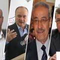 رئيس السلطة أقال كل من تيسير خالد وعيسى قراقع وأبو جودة النحال وناصر القدوة