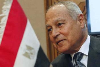 أبو الغيط يطالب إيطاليا بالاعتراف بالدولة الفلسطينية