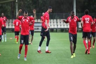بالأسماء.. لاعبان غزيان في تدريبات الوطني استعدادا لتصفيات آسيا