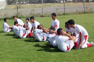 فريق كرة القدم للاجئين في غزة يشارك في كأس النرويج