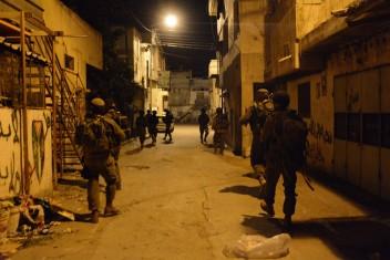 قوات الاحتلال تقتحم يعبد غرب جنين المحتلة