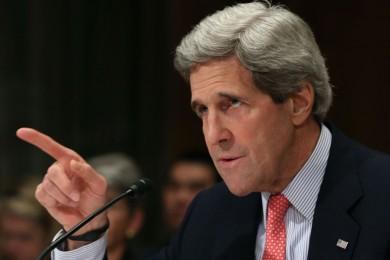 خارجية أمريكا ترفض إدراج الأراضي المحتلة لهيئة تنمية التجارة