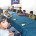 خدمات الطفولة تنظم لقاء ترفيهي للأطفال