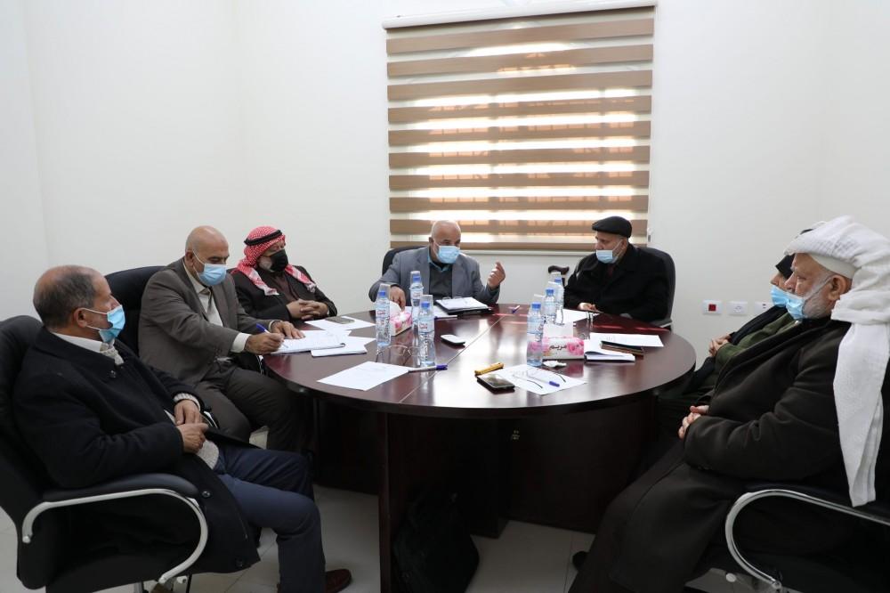 التشريعي تعقد جلسة استماع لوكيل وزارة الداخلية اللواء أبو نعيم(1)