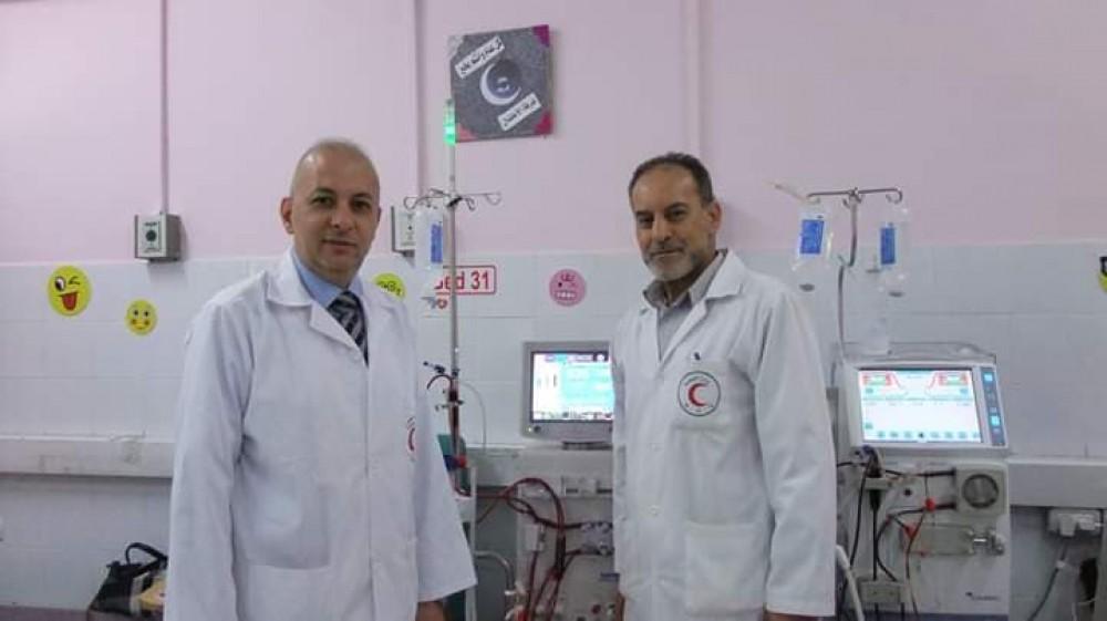 قسم الكلى الصناعية يستلم أجهزة طبية حديثة بمجمع الشفاء الطبي