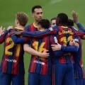 بطولة إسبانيا: ميسي يقود برشلونة لحسم القمة امام اشبيلية