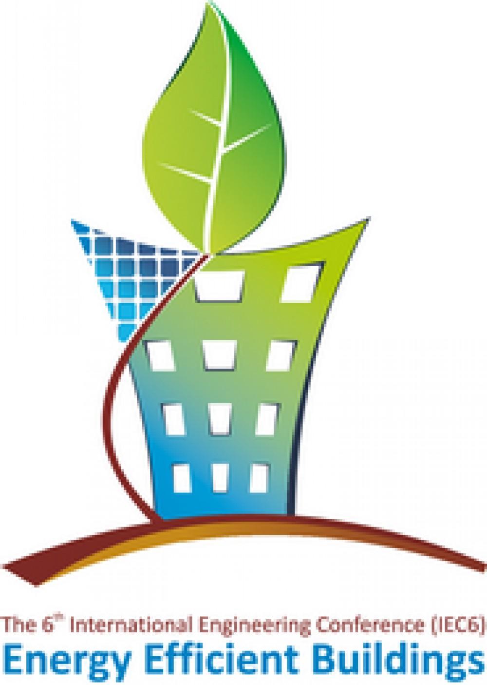 شعار المؤتمر الهندسي الدولي السادس