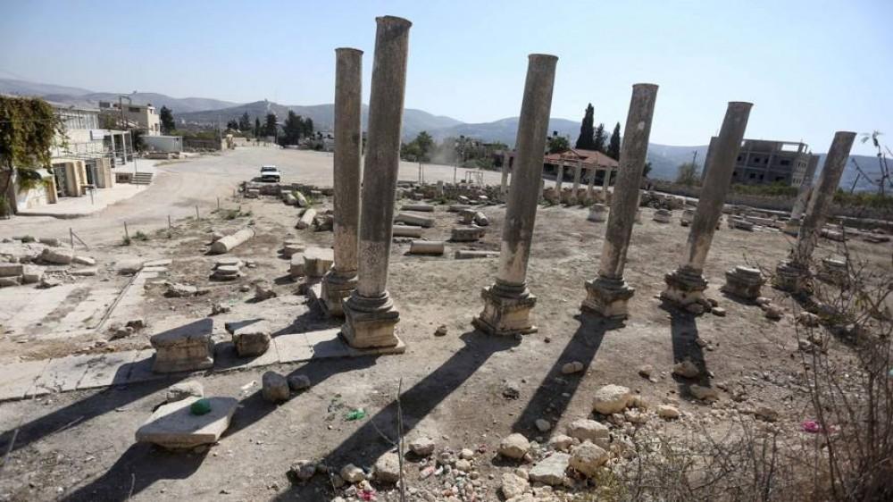المواقع الأثرية في سبسطية
