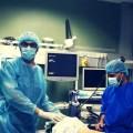 مستشفى الرنتيسي ينجح في إنقاذ حياة طفلة بعد إبتلاعها بطارية