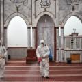 الأوقاف تُغلق مسجد بمحافظة الشمال وتُعيد افتتاح آخر بمحافظة غزة