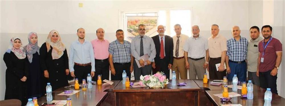جامعة الأقصى توقع اتفاق تعاون مشترك مع وزارة الصحة الفلسطينية
