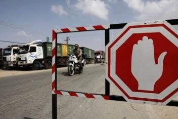 الاحتلال يغلق معبر كرم أبو سالم بشكل مفاجئ