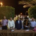 بلدية خان يونس تكرم صنّاع الجمال ليلة عيد الفطر