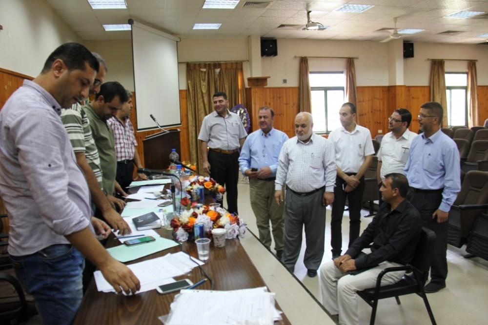 وزارة الصحة وديوان الموظفين العام ينهيان الاستعداد لمقابلات التوظيف