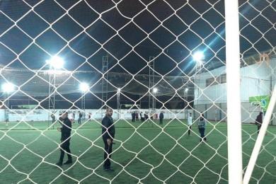 """الشرطة تغلق ناديين رياضيين بغزة  لمخالفتهما خطة طوارئ """"كورونا"""""""