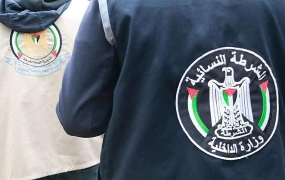 الشرطة النسائية بمحافظتي غزة والشمال تُنفذ 1100 مهمة خلال يوليو