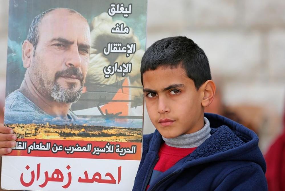 وزارة الأسرى تستنكر تعليق قرار الافراج عن الأسير أحمد زهران