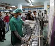 جولة لمنشآت اقتصادية ومعابر نظمتها وزارتي الإعلام والاقتصاد بغزة.
